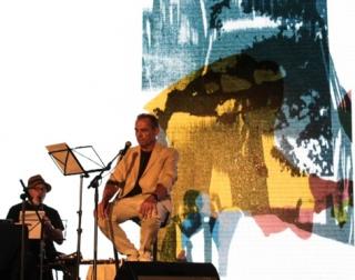 Presentación Delta, Casa del Lector, Peter y Salva