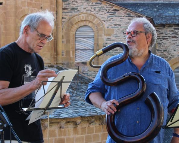 """""""Conques, la quête"""" Tenth AnniversaryRecital-Concert"""